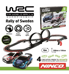 NINCO WRC Rally Sweden...