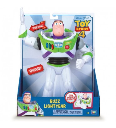 TOY STORY 4 BUZZ ACCION KARATE