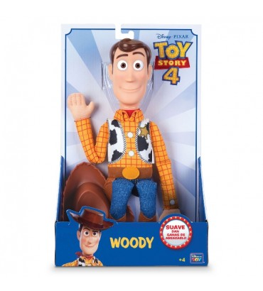 TOY STORY 4 WOODY EL SHERIF