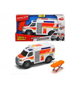 ACTION SERIES- AMBULANCIA,...