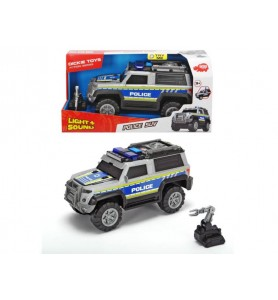 ACTION SERIES- POLICÍA 30 CM