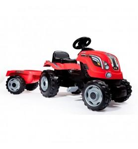 TRACTOR FARMER XL ROJO +...