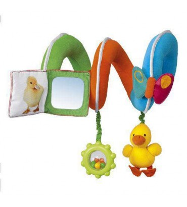 JUEGO PASEO STROLLER ROPE