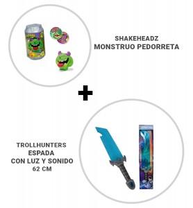 PACK ESPADA TROLLHUNTERS +...