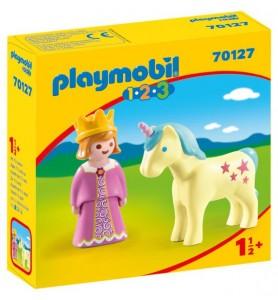 1.2.3 Princesa con Unicornio