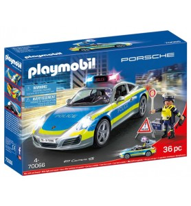 Porsche 911 Carrera 4S Policía