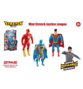 Mini Stretch Justice league...