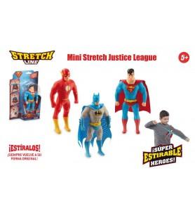 Mini Stretch Justice League