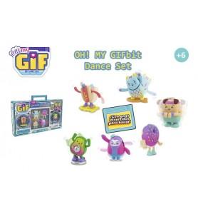 OH MY GIF - 6 GIFbit Dance Set
