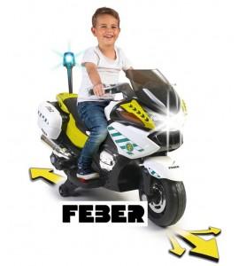 Feber Moto Guardia Civil 12V