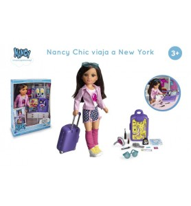 Nancy Chic viaja a New York