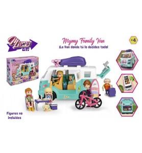 Mymy City family van