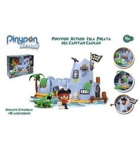 Pinypon Action. Isla Pirata...