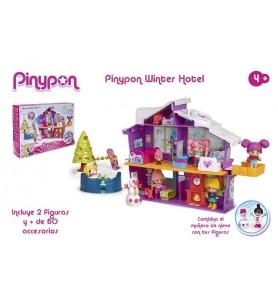 Pinypon. Hotel de Nieve