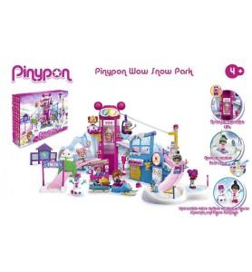 Pinypon. Wow Parque de Nieve