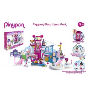 Pinypon. Wow Snow Park