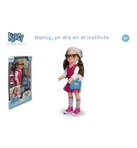 Nancy, un día en el instituto