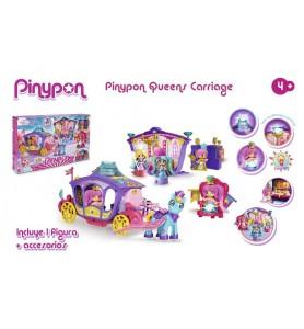 Pinypon. Carroza de Reinas