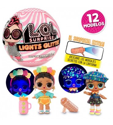 L.O.L SURPRISE S7 - LIGHTS...