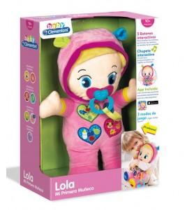 Mi primera muñeca Lola