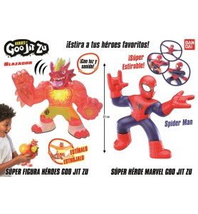 SUPER FIGURA HEROES GOO JIT ZU