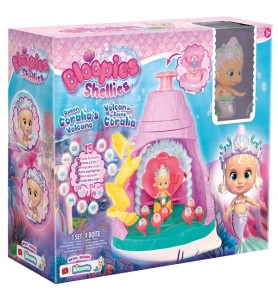BLOOPIE SHELLIES PLAYSET...