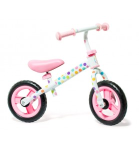 Bici sin pedales rosa (SIN...