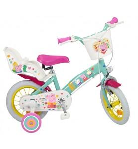 "Bicicleta 12"" Peppa Pig"