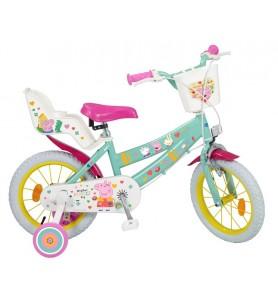 "Bicicleta 14"" Peppa Pig"