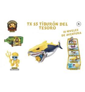 TREASURE X S5 TIBURON DEL...