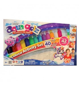 COLOSAL ACTIVITY SET AQUAGELZ