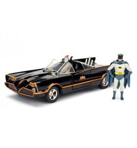 Batmóvil metal 1:24 1966...