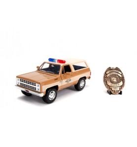 Stranger Things Chevy K5...