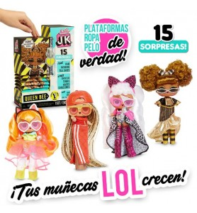 L.O.L SURPRISE JK - MUÑECAS...