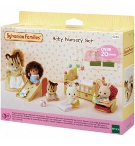 Set Mobiliario Bebés