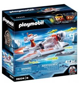 Spy Team Volador