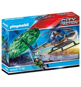 Helicóptero de Policía:...