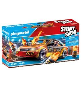 Stuntshow Crashcar