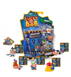 LUCKY BOB PACK 5 FIGURES