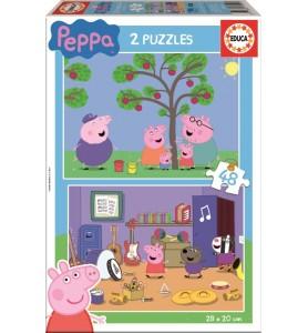 2x48 PEPPA PIG