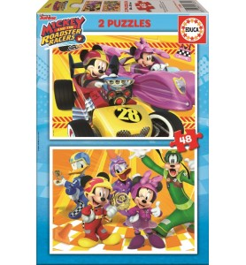 2x48 MICKEY ROADSTER RACERS