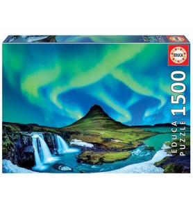 1500 AURORA BOREAL ISLANDIA