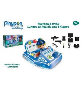 Pinypon Action. Lancha de...