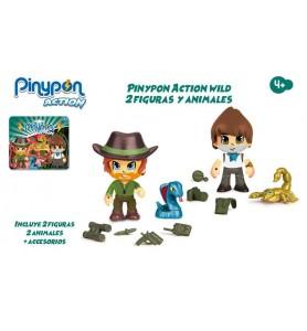 Pinypon Action. Wild. 2...