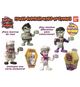 FIGURA SORPRESA WORLD OF...