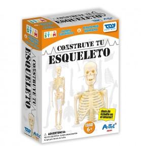 HOL CONSTRUYE EL ESQUELETO