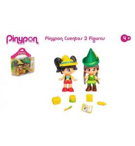 Pinypon. Cuentos 2 figuras