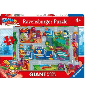 Super Zings - 60 Giant puzzle