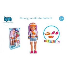 Nancy, un día de festival