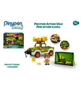 Pinypon Action. Wild. Pickup